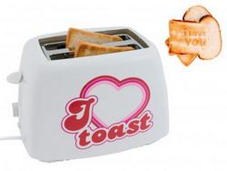 Love toaster